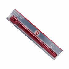 "MAGLITE S6D036  6 Cell ""D"" Maglight, Red"