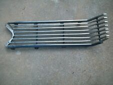 1962 Pontiac Bonneville Catalina Grille Used in Good Condition