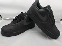 Nike Air Force 1 '07 3 low shoes men sz 6.5/Women Sz 8 black CI0059 001