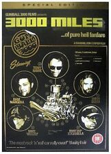 3000 Miles Gumball 3000 DVD Special Edition Starring Jackass Ryan Dunn,Tony Hawk