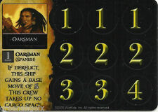 PIRATES OF THE SPANISH MAIN - 117 SPANISH OARSMAN