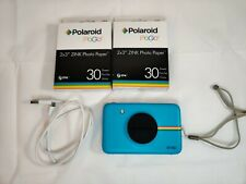 Polaroid Snap 10.0MP Digital Camera - Blue - With 60 Film