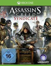 Assassins Creed - Sindicato para XBOX ONE NUEVOS BIENES ? ¡Alemán!
