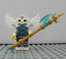 LEGO Legends of Chima - Eris (silberne Rüstung)  Figur Minifig Adler Eagle 70128