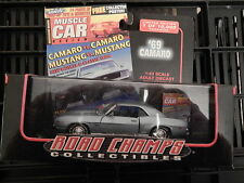 (1999) Road Champs - 69' Camaro SS396; MIB, Muscle Car Review, Ltd Ed