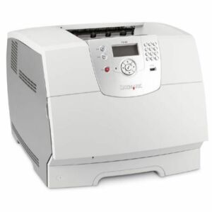 Lexmark T640N Laser Printer - New Fuser and rollers installed