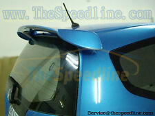 08 09 10 11 12 HONDA 2nd Fit Jazz Mugen Style TAILGATE REAR SPOILER WING GE