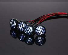 Rc Car 4 Led Lights For Tamiya Blackfoot Lunchbox Frog Grasshopper Clod Buster