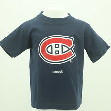 Montreal Canadiens Reebok Toddlers Size T-Shirt official Nhl New With Tags