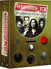 Warehouse 13: Complete Series Box Seasons 1 2 3 4 5 (DVD, 2014, 16-Disc Set) New