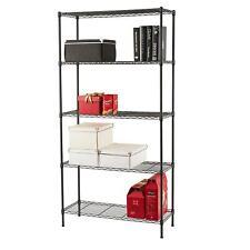 Wire Storage Basket Rack Organizer Holder //kitchen// Desk 37cm L  29cm W 26cm H