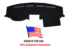 2008-2012 Ford Escape Black Carpet Dash Cover Mat Pad FO106-5 Made in the USA