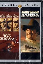 Rio Bravo / Cahill: United States Marshal  Double Feature (DVD) John Wayne  NEW