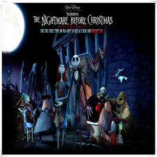 1000 pcs The Nightmare Before Christmas Jack Skellington Wooden Jigsaw Puzzle