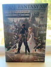 """Japan Final Fantasy Xv Ultimania """"Scenario Side"""" Guide Book"""