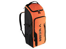 Victor Badminton Tennis Long Backpack Bag Racket Racquet Clothing Orange Br6811