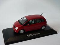 Opel MERIVA au 1/43 de Minichamps