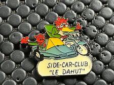 PINS PIN BADGE CAR MOTO BIKE SIDE CAR CLUB LE DAHUT