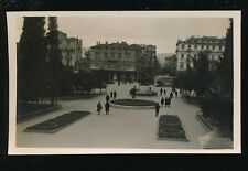 Greece ATHENS Town Sq c1930s? RP PPC
