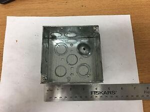 RACO Steel 71695K13 Junction Box