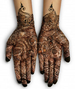 Shelly Mehandi Powder Henna India Crop 2010 Hijab 100g x 5 box = 500g (1/2 Kilo)