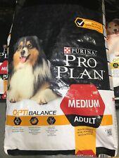 Purina Pro Plan Medium Adult OptiBalance Pollo e Riso 14 kg  -17428-