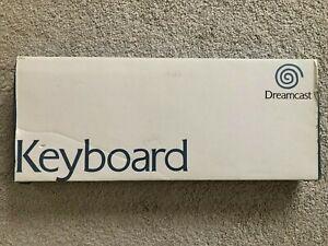 Sega Dreamcast Keyboard Open Box