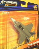 Adventure Force Tailwinds F-35 Lightning II Diecast Airplane Model (Grey) NEW