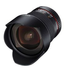 Rokinon 10mm F2.8 ED AS NCS CS Ultra Wide Angle Lens for Sony E-Mount APSC