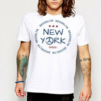 New York City T-Shirt NYC Brooklyn Bridge Queens NY Hip Hop East coast rap tee