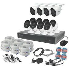 SWANN SODVK-1645812-UK 12-CHANNEL 1080P (2 MP) CCTV DVR KIT & 12 PIR Cameras 2TB