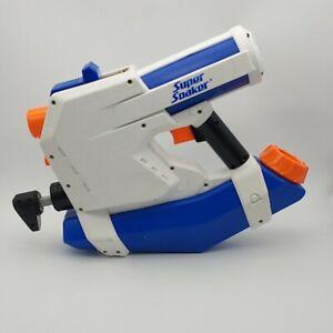 Super Soaker Arctic Blast (2006 Version) Water Gun Squirt gun toy. Tested!
