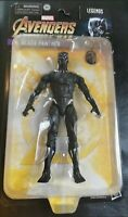 "Marvel Legends Black Panther Infinity War 6""  Hasbro Action Figure - NEW."