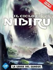 fumetto CICLO NIBIRU LA LEGGE DEL SANGUE numero 1