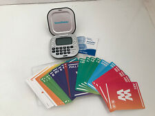 Weight Watchers MIX & FLIP EXERCISE CARDS + SMART POINTS Calculator Pre Owned