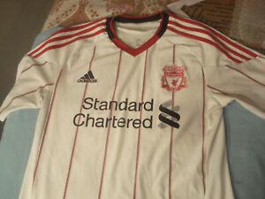 Liverpool Adidas Climacool Jersey, sz S, w/ Patch!