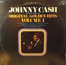 "JOHNNY CASH & The TN 2 -Orig Golden Hits, Vol 1 (1969 Sun) ""Folsom Prison Blues"""