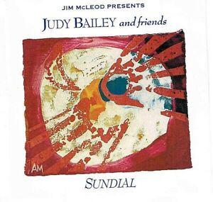 Judy Bailey & Friends, Sundial, cd