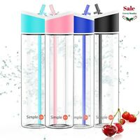 White Black Red Blue Simple HH Family Pack SimpleHH 1-4 Pack 24oz BPA Free Protein Shaker Bottle and 7 oz Twist and Lock Storage| 3-in-1 Gym Water Bottle Holiday Season
