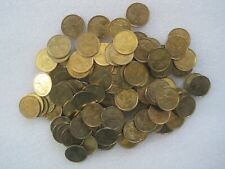 Lot of 12 Religious Guardian Angel Pocket Token Coin Medal