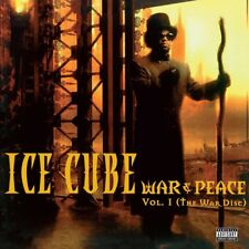 War & Peace, Vol. I: The War Disc by Ice Cube (Vinyl, Jan-2016, 2 Records)