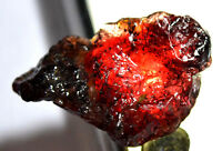 32.45 Ct Natural Red Garnet Rhodolite Loose AGSL Certified Untreated Rough