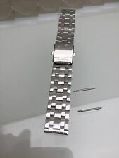 CASIO Stainless Steel Watch Strap / Bracelet 22 mm High Quality 100% Genuine
