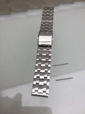 CASIO Stainless Steel Watch Strap / Bracelet 22 mm High Quality 100% Genuine