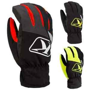 Klim Klimate Snowmobile Snow Sled Winter Mens Cold Weather MX Gore-Tex Glove