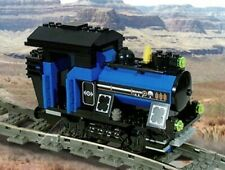 *! Discontinued Lego KT303 Small Train Engine Blue From 2001! Factory Sealed !!