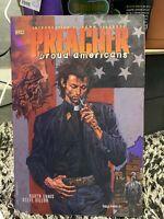 Preacher: Proud Americans TPB Volume 3 (DC/Vertigo) Garth Ennis Steve Dillon