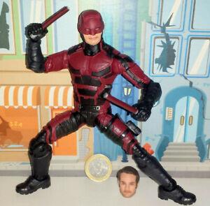 """Matt Murdock Daredevil Marvel Legends defenders Netflix SDCC Exclusive figure 6"""""""
