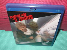 EL FUGITIVO - HARRISON FORD  - BLU-RAY -