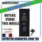 Batterie Iphone 5s 5SE 5c 5 4s 4 6 6s plus TOP Qualité Batterie Neuve 0 CYCLES
